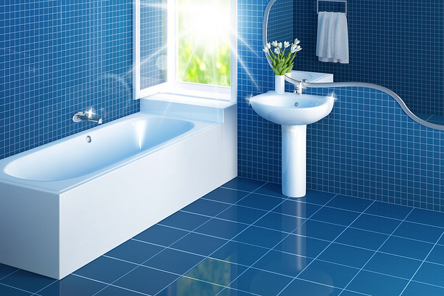 Clean your bathroom regularly