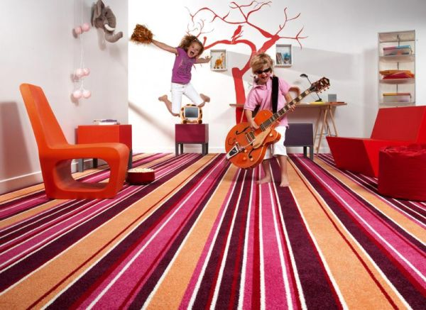 Creative Carpet Designs