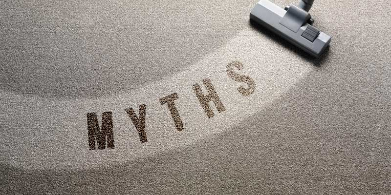 8 Myths About Carpet Cleaning in Singapore