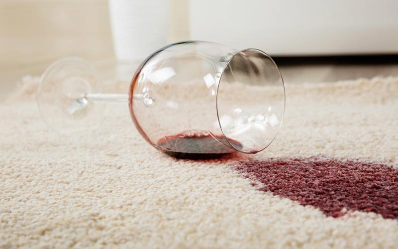 Carpet Stain Removal Service in Singapore