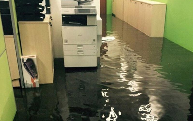 Flood Damage Recovery Service in Singapore