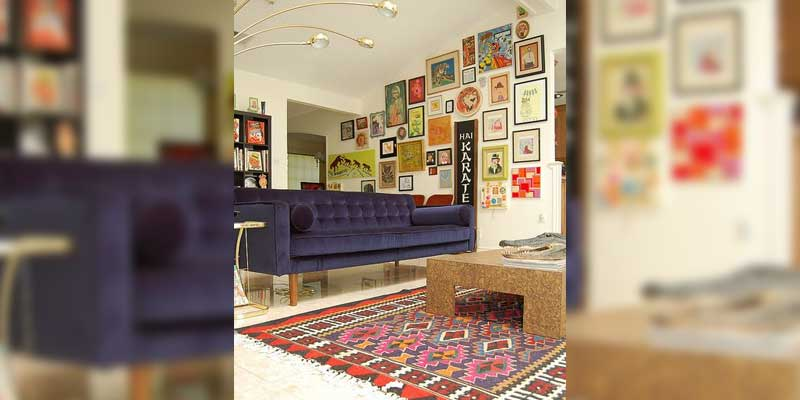 Choosing Rugs for a Busy and Full House