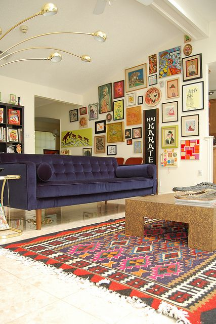Choosing the right design of rugs for homes